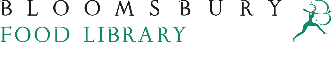 Bloomsbury Food Library logo